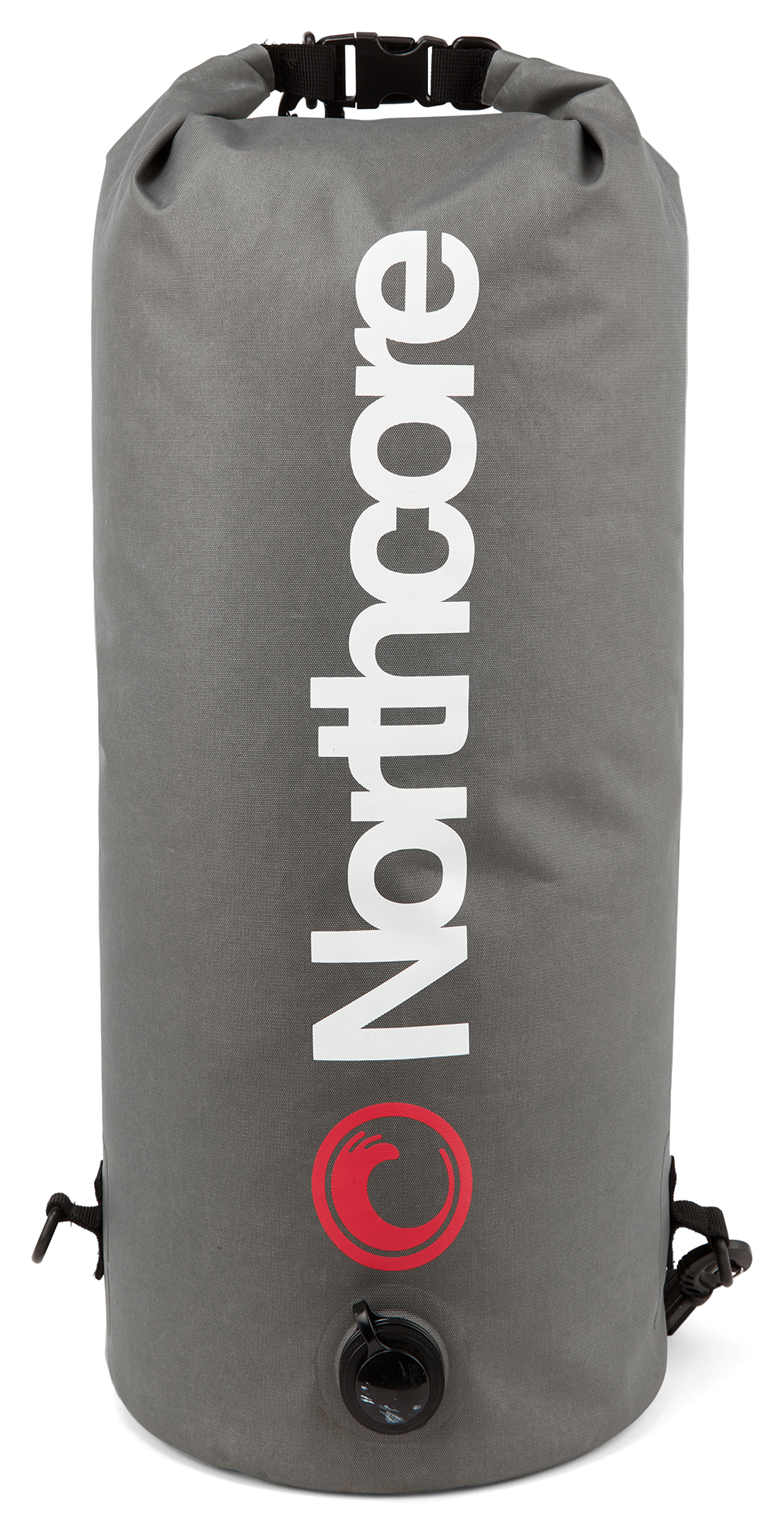 Northcore Waterproof Compression Bag - 20 Litres Grey Colour