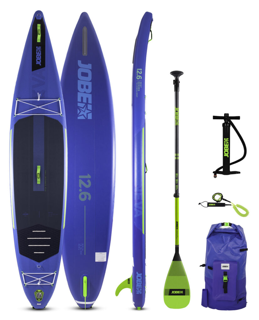 JOBE NEVA INFLATABLE PADDLE BOARD PACKAGE 2021