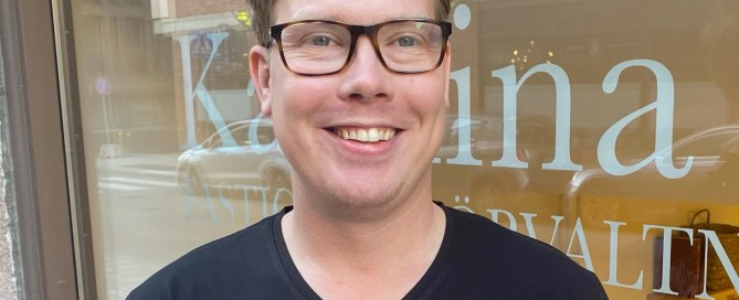 Rekrytering Viktor Johansson