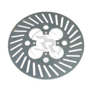 Stål, 4 mm tyk