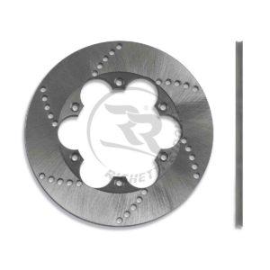 Stål, 8 mm tyk