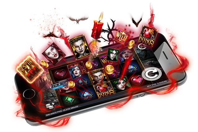 modern videoslot i mobil