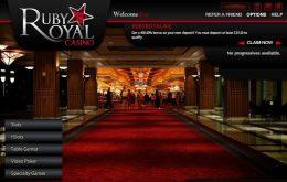 Ruby Royal Casino Bonus