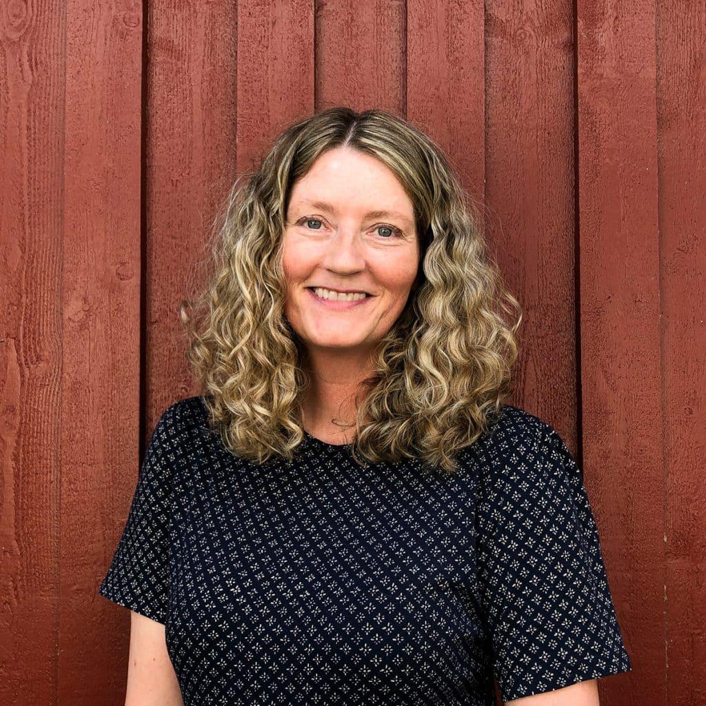 Porträttbild Katarina Henriksson
