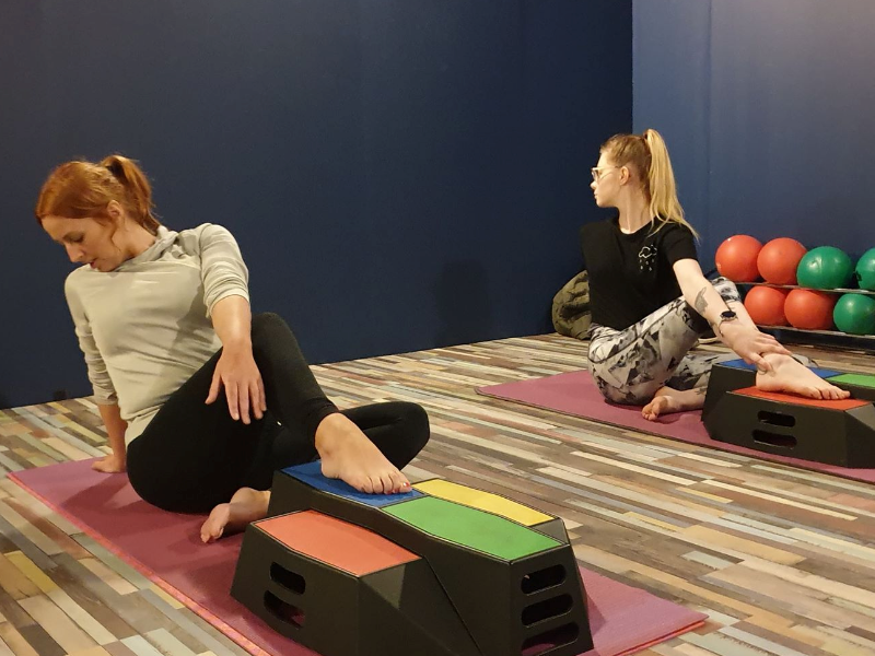 Fitness Classes Beamblock Yoga