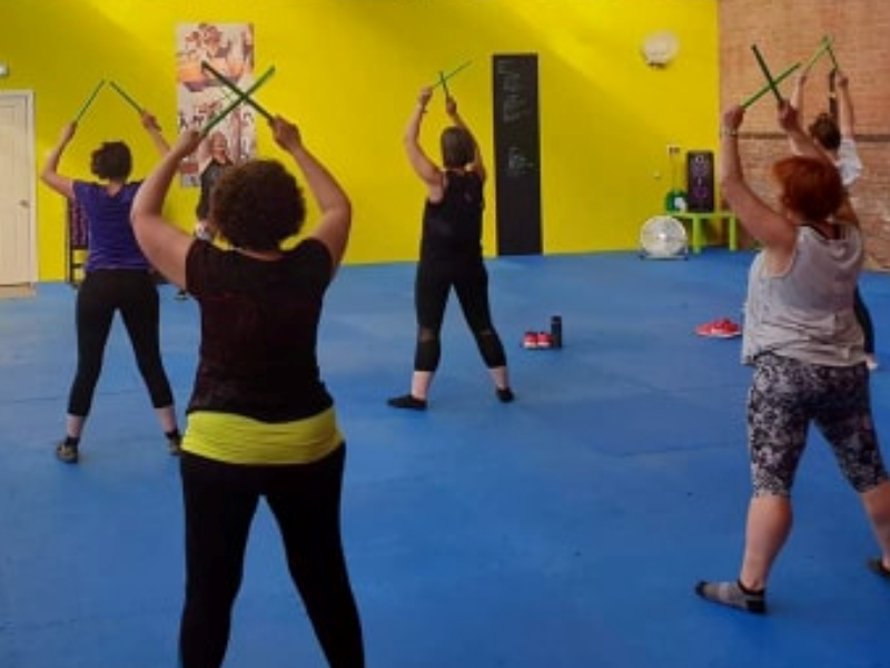 Fitness Classes Pound Rock Workout
