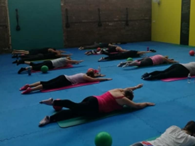 Fitness Classes Pilates
