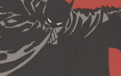 Pensum: Batman, Year One