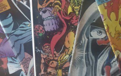 7 Fede Marvel-forsider