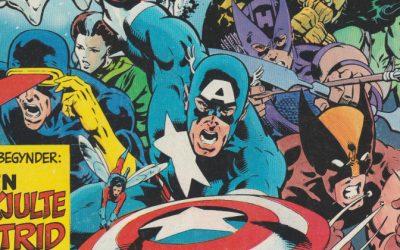 Marvelklubben: Den Skjulte Strid