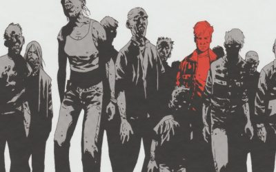 Pensum: The Walking Dead, Book One