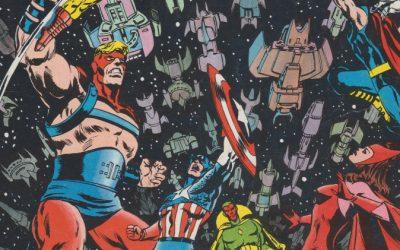 Marvelklubben: Kaptajn Marvel, del 2 (Kree-Skrull Krigen)