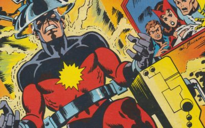 Marvelklubben: Kaptajn Marvel, del 1