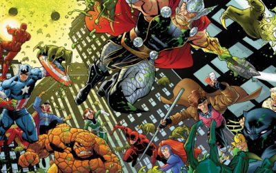 Digitale smagsprøver fra Marvel Unlimited