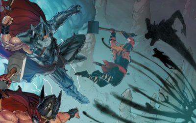 Pensum: Thor, God of Thunder (2012)