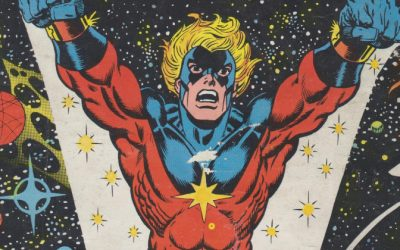 Marvelklubben: Kaptajn Marvel, del 3