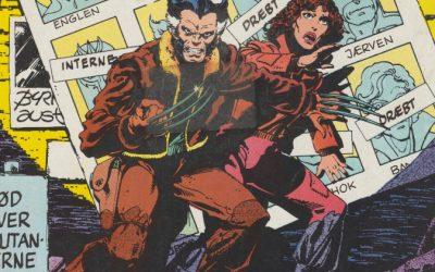 Marvelklubben: Projekt X, Days of Future Past