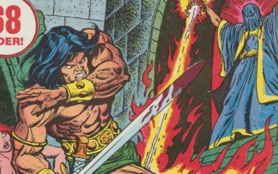 Fra Reolen: Conan Barbaren nr. 1/93