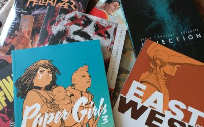 Lytteværdige Podcasts om Tegneserier