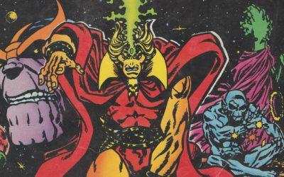 Marvelklubben: Warlock nr. 2