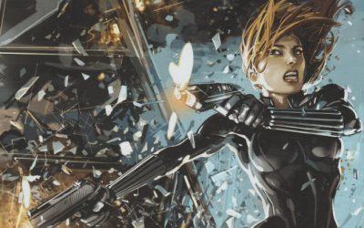 Anmeldelse: Black Widow, Bind 1, Fri Leg