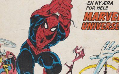 Marvelklubben: Edderkoppen nr. 10/84