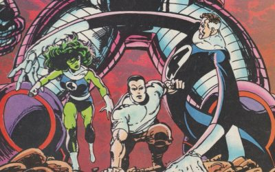 Marvelklubben: Marvelheltene nr. 12