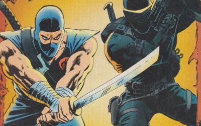 Fra Reolen: Action Force nr. 2