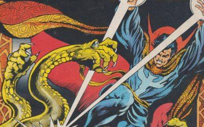 Marvelklubben: Mesteren nr. 1