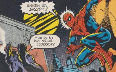 Marvelklubben: Edderkoppen Klassiker nr. 2