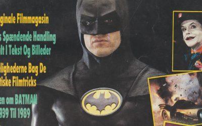 Et kig på Batman: Det Originale Filmagasin