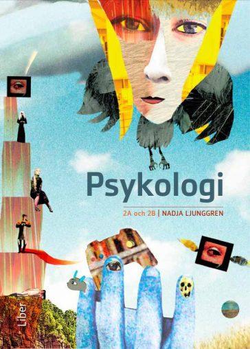 Skiss, omslagsbild av Kati Mets, Psykologi av Nadja Lundgren, Liber