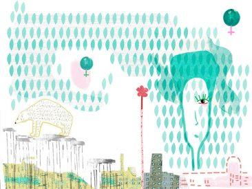 Illustration,genusklimat, Kati Mets