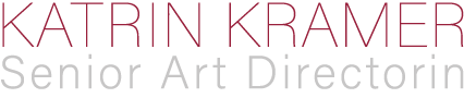 Freelance Senior Art Directorin Frankfurt am Main