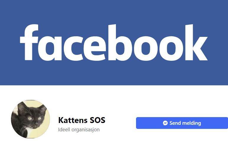 Facebook Kattens SOS
