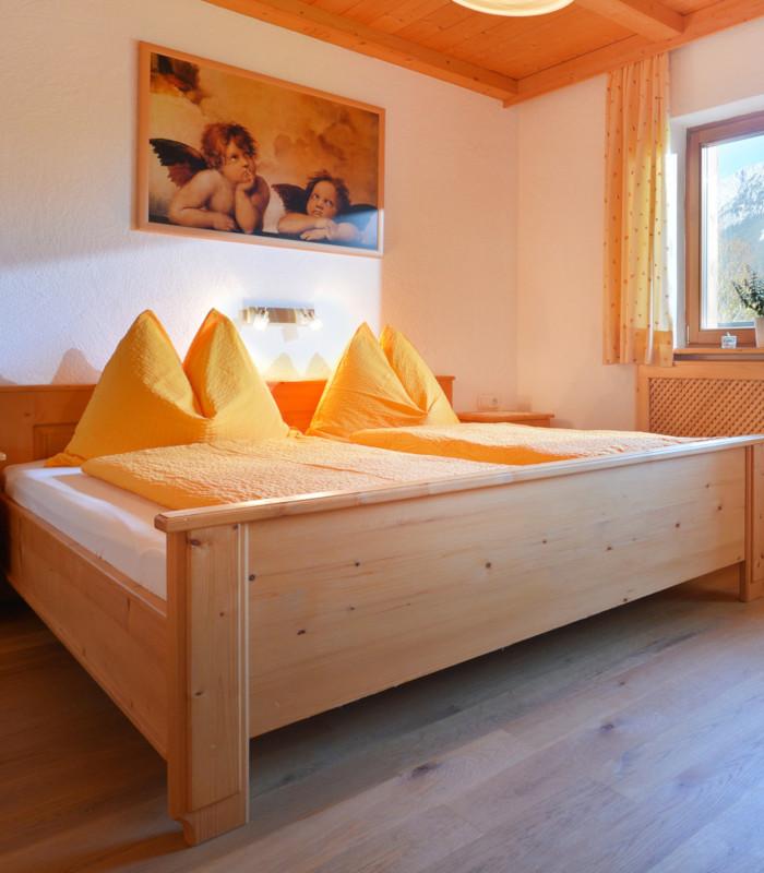 Wilder Kaiser Schlafzimmer 700×800