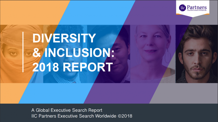 63% of Senior Executives say Diversity and Inclusion is Very Important