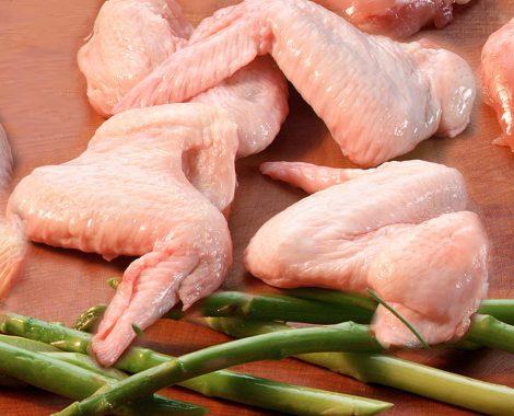 kycklingvingar