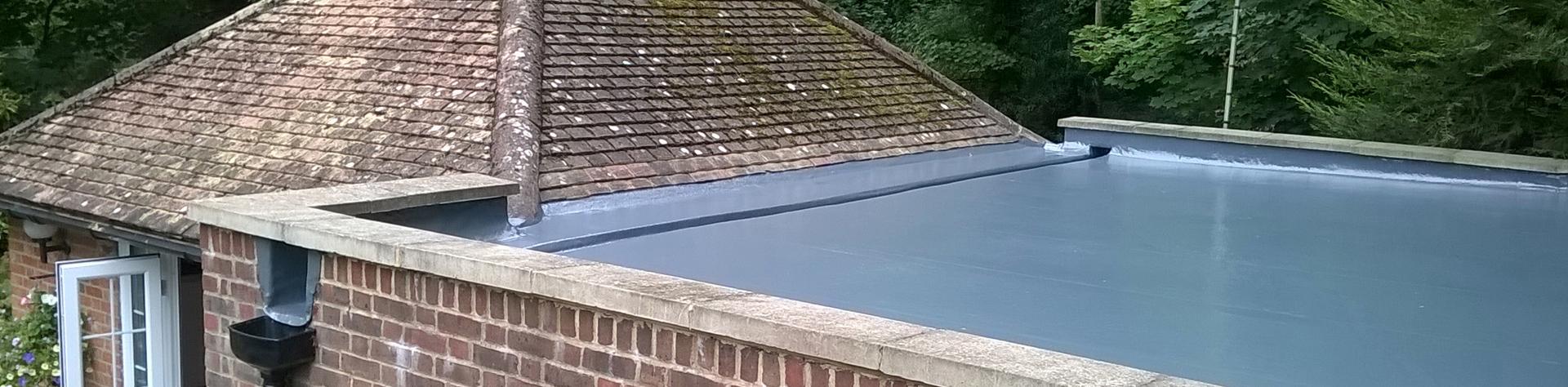 Kent Flat Roofs | GRP