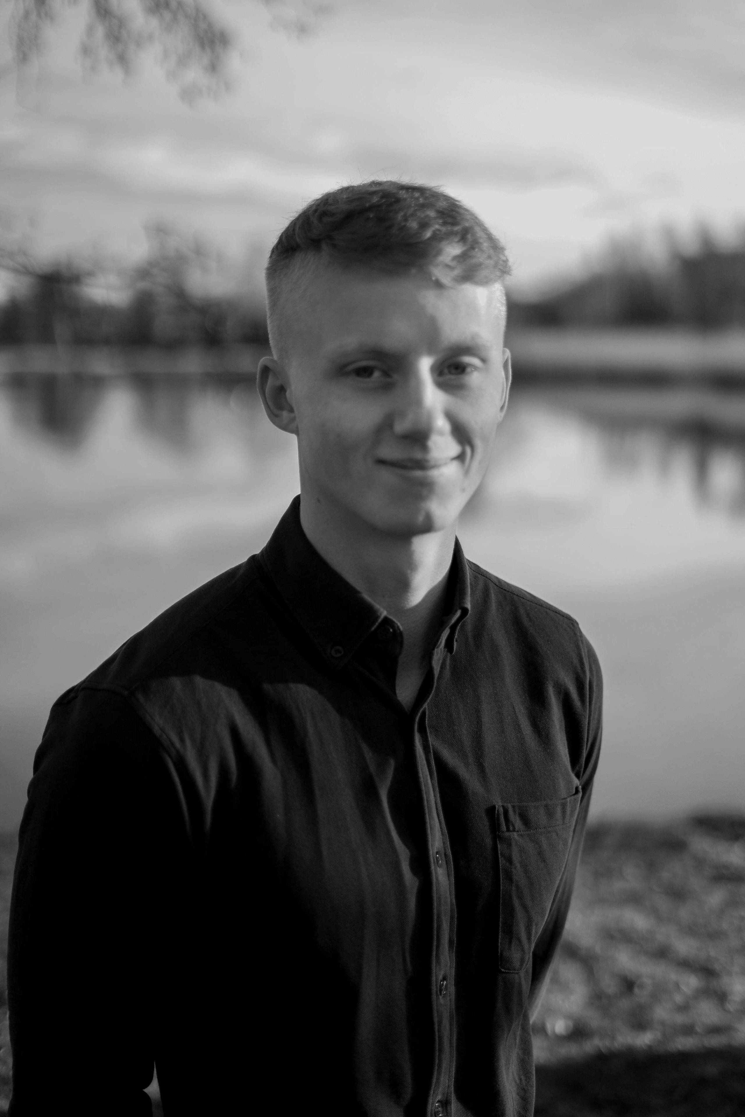 Porträtt Rasmus Kernen