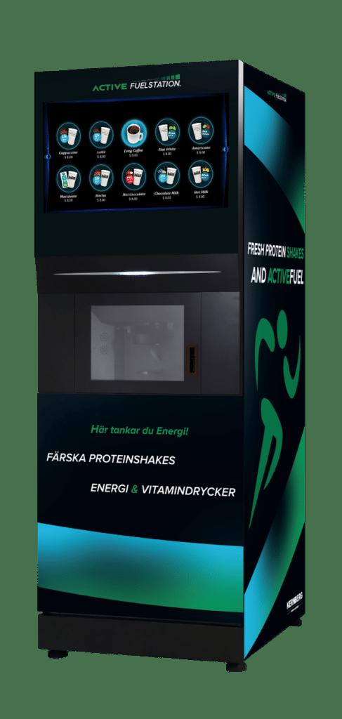 Produktbild Active Fuelstation från höger sida