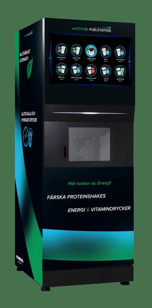 Produktbild Active Fuelstation från vänster sida