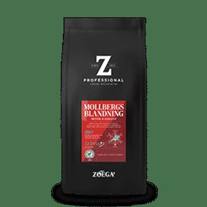 Kaffebönor Zoegas Mollbergs 750 g