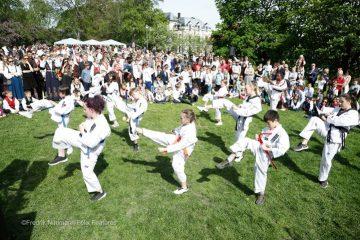 Sommertrening med Keum Gang Taekwondo - St.Hanshaugen
