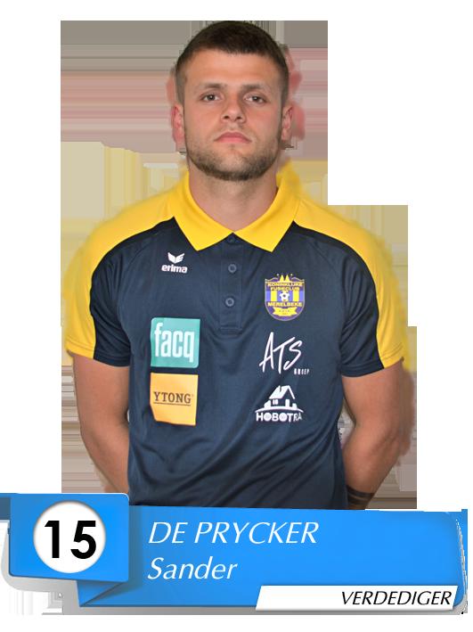 15 De Prycker Sander