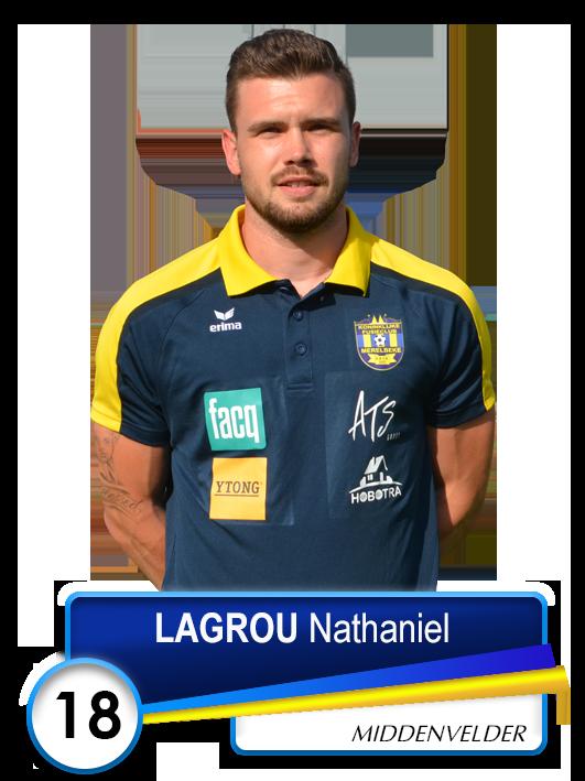 18 LAGROU Nathaniel