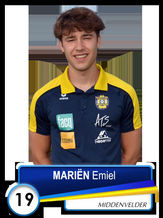 19 MARIËN Emiel