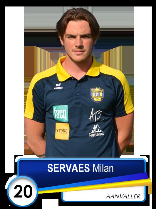 20 SERVAES Milan