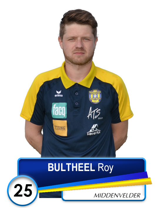 25 BULTHEEL Roy