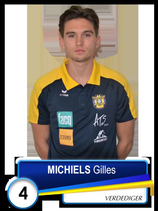 4 MICHIELS Gilles